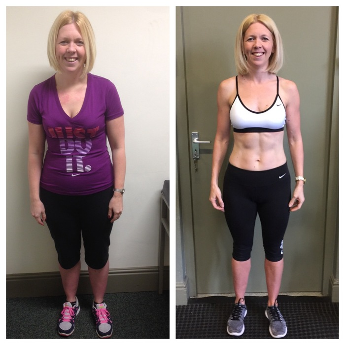 I have been trained by Matt for about 18months now and I couldn't be happier. His consistent motivation, support and unlimited knowledge on training and nutrition have been the key to my transformation. I have not only lost the weight I wanted and more, but I've also gained a body that I never thought possible, especially after having four daughters. A Phenomenal Personal Trainer, who wants to help you achieve your goals.